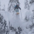Skiing Grace Lake in the Alpine Lakes Wilderness.- Get in Shape for Ski Season