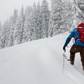 Skiing up in Yodelin, Stevens Pass.- Get in Shape for Ski Season