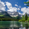 Lake Janet along the Pacific Northwest Trail.- 10 Incredible Backpacking Trips You Should Do Next Summer