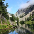 Melakwa Lake.- Washington's Best Lakes