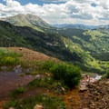 The view south from the Augusta Mine.- 5 Epic Hikes in the Sawatch Range + Elk Mountains