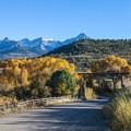 West Dallas Road starts off CO-62 and continues through the Double RL ranch.- A 3-Day Adventure Itinerary in Telluride, Colorado