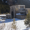Moffat Tunnel/East Portal.- Great Snowshoeing Near Denver