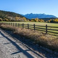 Beautiful vistas of the Sneffels Range from the Dallas Divide.- 9 Stunning Scenic Drives in Colorado