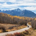 North end of the Last Dollar Road.- 30 Spectacular Fall Adventures in Colorado