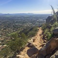 Cholla Trail on Camelback Mountain.- 8 Arizona Hikes You Can't Miss This Spring