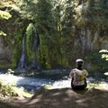 Salmon Creek above Salmon Creek Falls.- 15 Incredible Fall Adventures in Oregon