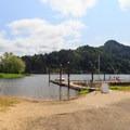 Boat launch.- Loon Lake Lodge + RV Resort