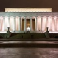 Abraham Lincoln Memorial.- National Mall + Memorial Parks