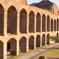 Impressive architecture at Fort Jefferson, Dry Tortugas National Park.- National Park System