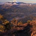 Mount Washington above the trail.- Black Butte Hike