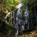 Ramona Falls.- Timberline Trail