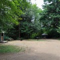 Yurts 69A and 69B are west of the lodge.- Loon Lake Lodge + RV Resort