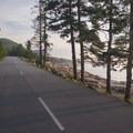 Scenic drive along the rugged coastline.- Acadia National Park