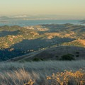 Expansive bay views from the top of Loma Alta.- Best Hikes in the Bay Area