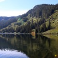 Heather Lake.- Washington's Best Lakes