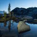 Perfection Lake in the Enchantments.- Washington's Best Lakes