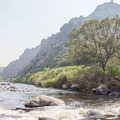 Waterton Canyon: South Platte flows through the canyon toward Denver.- 10 Classic Denver Mountain Biking Trails