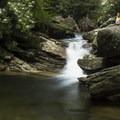 Skinny Dip Falls.- 15 Must-Do Adventures Along The Blue Ridge Parkway