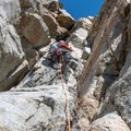 The first of many pitches on the climb up Mount Emerson's South Face.- Summer 2016 Contributor Awards + Prizes Announced