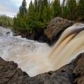 Illgen Falls, Tettegouche State Park.- Road Trip Along the North Shore of Lake Superior