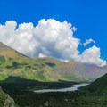 Bullhead Lake and Swiftcurrent Valley.- A Weekend in Glacier National Park