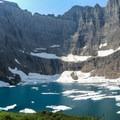 Iceberg Lake.- 6 Epic Hikes in Glacier National Park