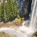 Merced River flowing over Vernal Falls.- 59 Fun Facts About Our National Parks