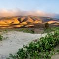 Sunrise from the dunes of Jalama Beach near Santa Barbara.- How to Still Enjoy California's Central Coast this Spring