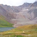 Upper Blue Lake.- 70 Breathtaking Backcountry Campsites