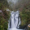 Middle Oneonta Falls- Columbia River Gorge National Scenic Area