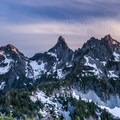 Views from Wright Mountain are awesome!- Washington's Best Backpacking Trips