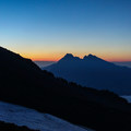 Broken Top at dawn from South Sister.- Outdoor Project Staff Picks: 10 Favorite Hikes in the Pacific Northwest