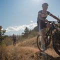 Sandy Wash: The sun keeps you nice and warm here.- 10 Classic Denver Mountain Biking Trails