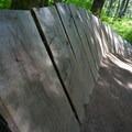 Wallride on Drip Torch.- L.L. Stub Stewart State Park