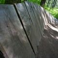 Wallride on Drip Torch in L.L. Stub Stewart State Park.- Remembering Outdoor Project Contributor Aden Williamson