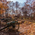 A battle emplacement at Kennesaw Mountain.- 10 Must-Do Hikes near Atlanta, GA