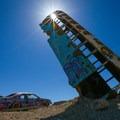 International Car Forest of the Last Church.- 20 Must-Do Nevada Adventures