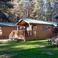 Rent a campsite or a cabin at the Leavenworth KOA.- Oktoberfest in Leavenworth