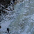 While you're in North Conway, New Hampshire, be sure to visit Arethusa Falls, a popular ice-climbing and snowshoeing destination.- 3 Idyllic New England Towns for a Winter Retreat