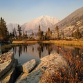 Rae Lakes region, Sequoia-Kings Canyon Wilderness.- National Wilderness Preservation System