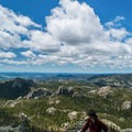 View from the top of Black Elk Peak, formerly known as Harney Peak.- Celebrate Your Independence