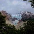 A glacier lagoon. - Laguna des los Tres
