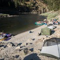 A river camp along the Main Salmon.- 10 Great Rafting Trips in the Rocky Mountains