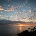 Sunset from Mauna Kea Beach.- Unforgettable National Natural Landmarks