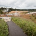 Sulphur Banks, Hawai'i Volcanoes National Park.-  Hot Springs, Geysers, and Other Geothermal Activity