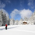 One of Colorado's 10th Mountain Division Ski Huts near Vail Pass.- 10 Winter Huts You Should Visit