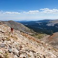 On the hike down from Pawnee Pass, a great view of Long Lake, Lefthand Reservoir, and Brainard Lake.- 15 Family-Friendly Hikes Near Boulder, Colorado