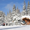 Snow playground at 10th Mountain Division Ski Huts.- Must-Do Winter Adventures in the West