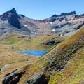 View back toward Ice Lake.- 5 Incredible Hikes in Colorado's San Juan Mountains